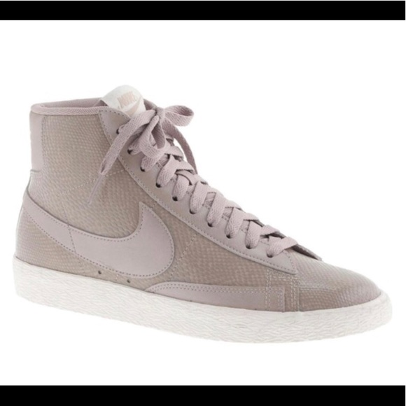 405a423140f7 ... france j. crew nike blazer mid leather suede high tops 35f4c 000e8